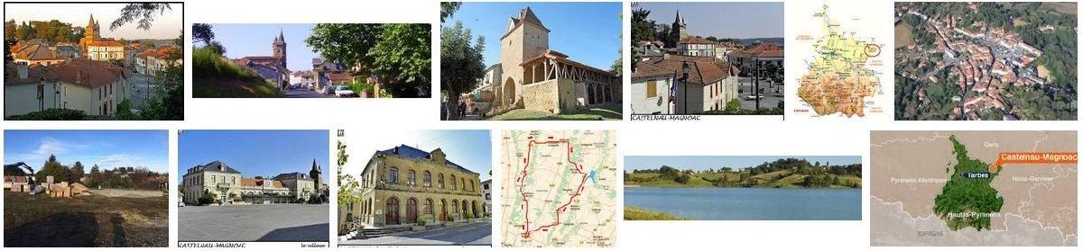 castelnaumagnoac France